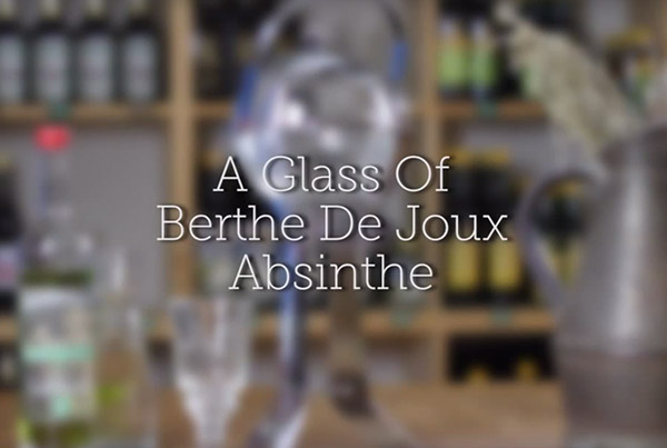 A Glass Of Berthe De Joux
